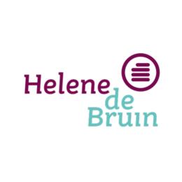 Helene de Bruin logo